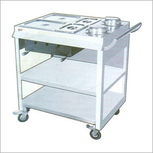 Food Service Trolley India
