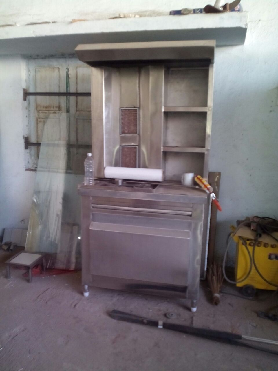 Shawarma Machine in Hyderabad - Mast Kitchen